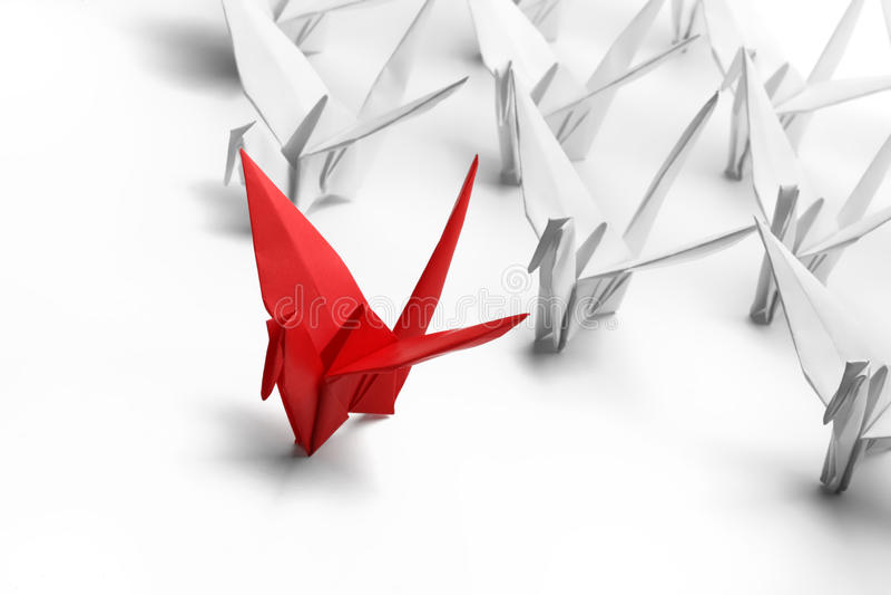 Origami imagem de stock royalty free