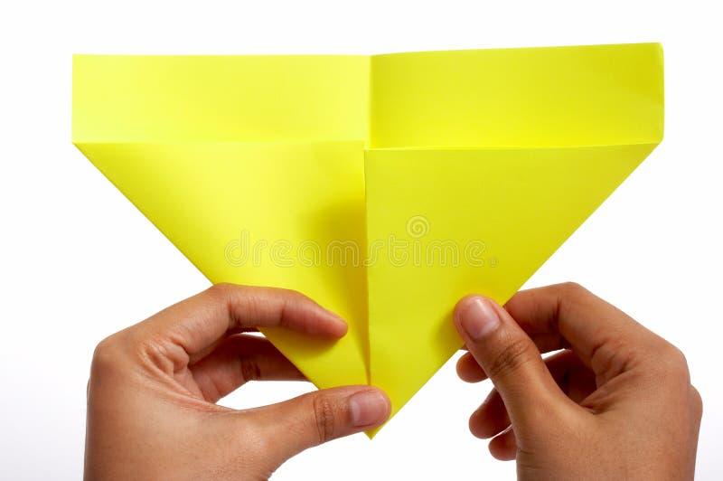 Origami royalty-vrije stock afbeeldingen
