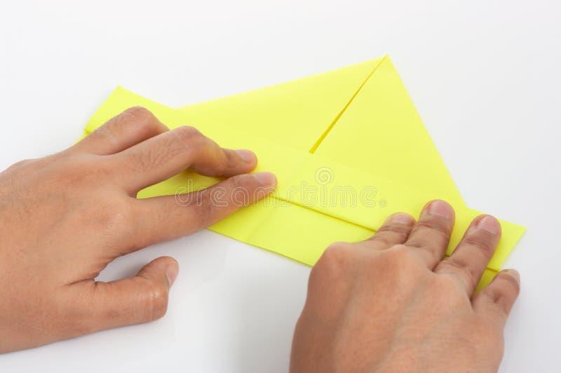 Origami photos stock