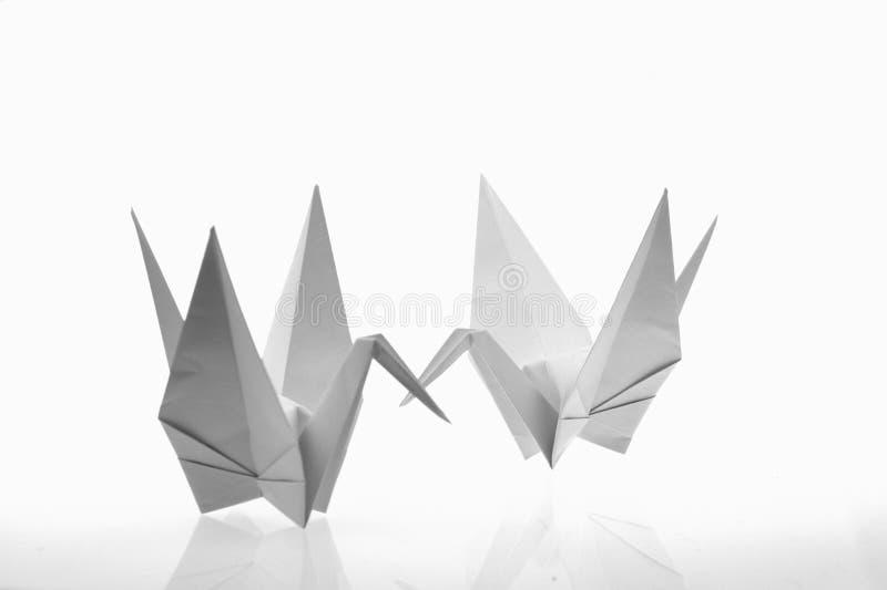 Origami 4 foto de stock royalty free