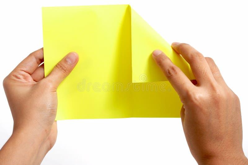 Origami royalty-vrije stock foto's