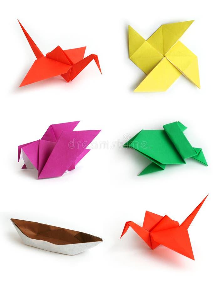 origami стоковые изображения rf