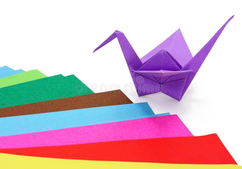Origami fotografía de archivo libre de regalías