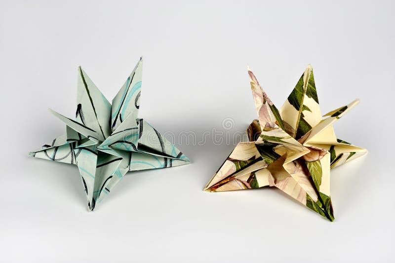 Origami стоковые изображения