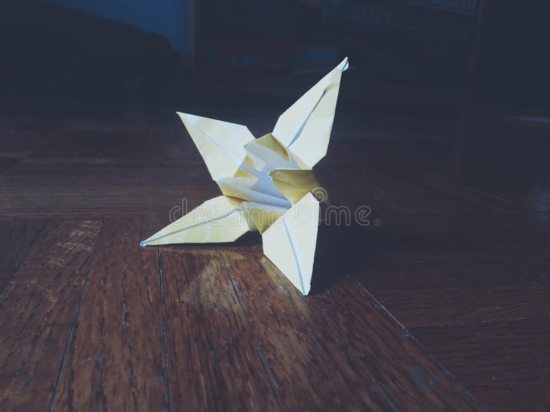 Origami stock foto