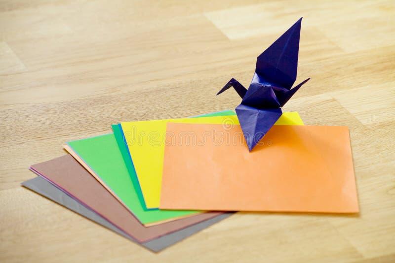 origami zdjęcia stock