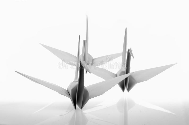 Origami 7 imagens de stock