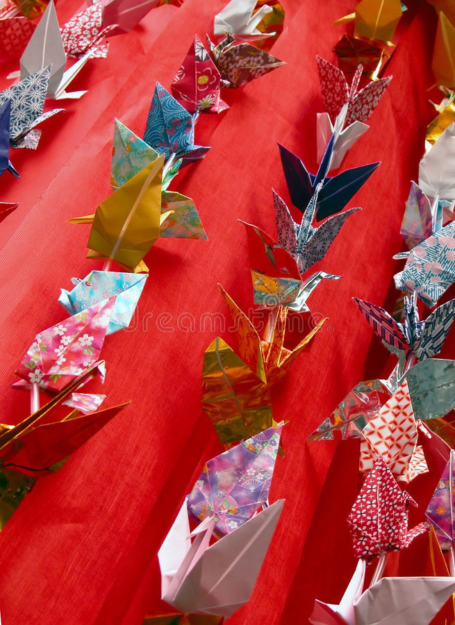 origami στοκ εικόνα με δικαίωμα ελεύθερης χρήσης