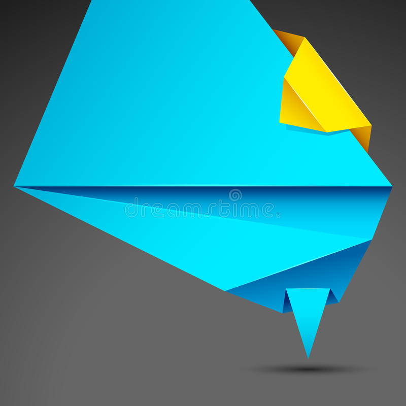 Download Origami Background Royalty Free Stock Image - Image: 25364336