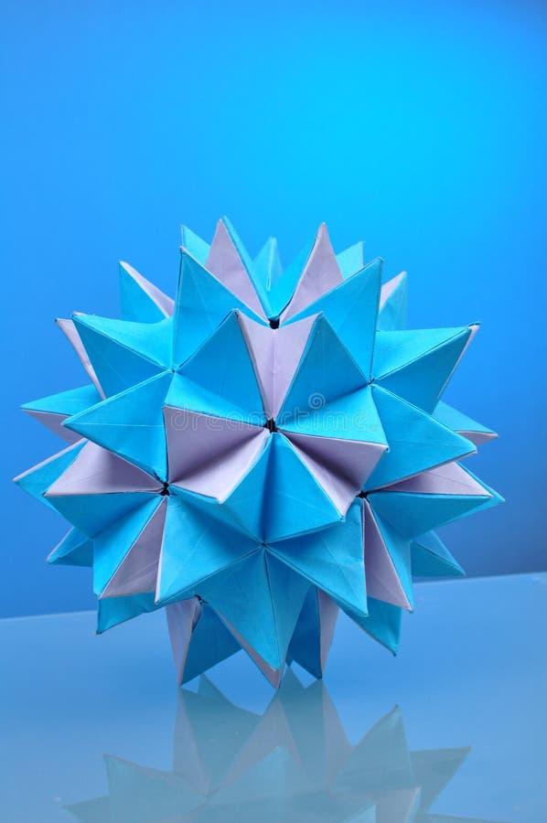 Origami Ball Stock Photo Image Of Circle Globe 20753074