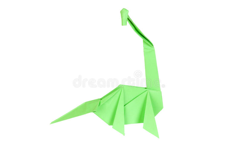 How To Make A Paper Dinosaur - Origami Dinosaur Easy And Fast ...   533x800