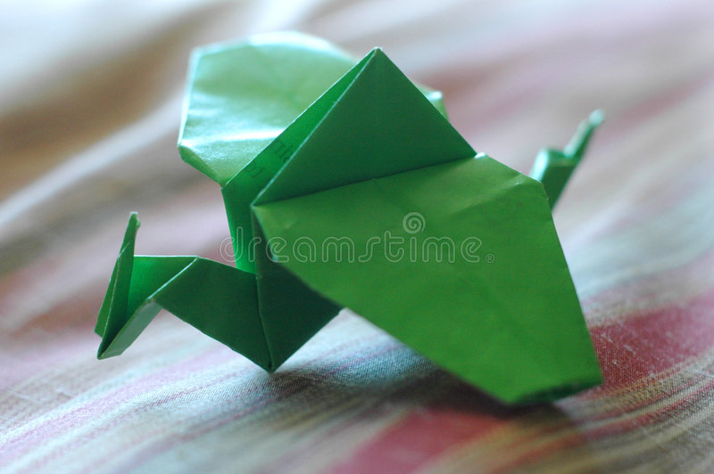 Download Origami Dragon stock image. Image of depth, origami, dragon - 1171049