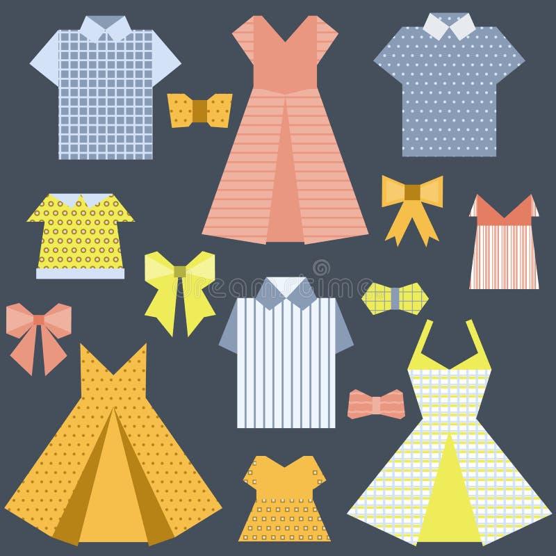 Одежда для открытки