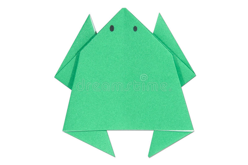 Pre-Columbian Style Origami Frog by Leyla Torres | Go Origami | 533x800