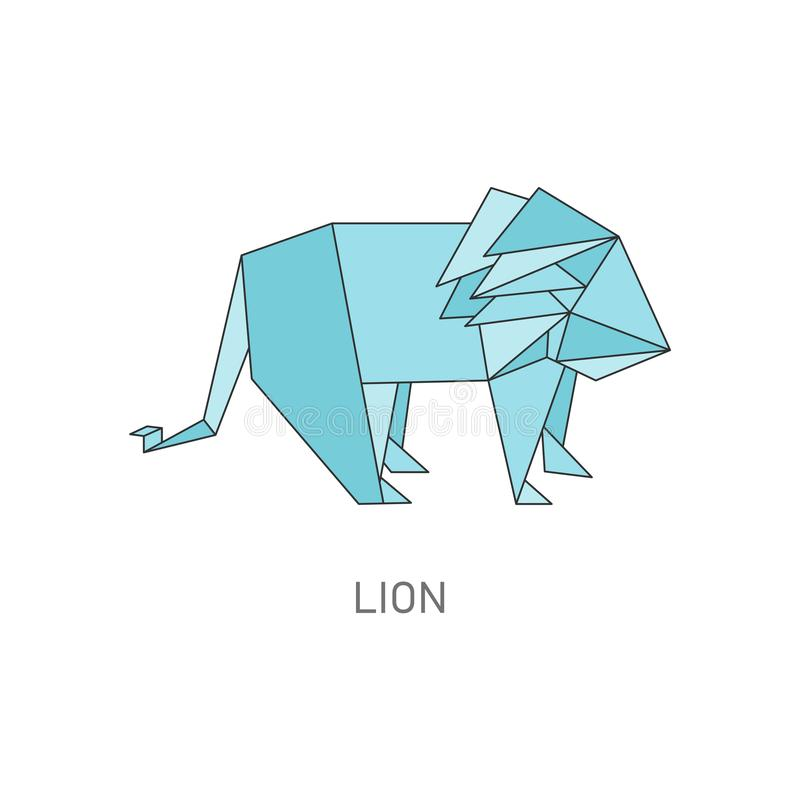 Easy-to-Make origami lion -Origami Lion Love | 800x800