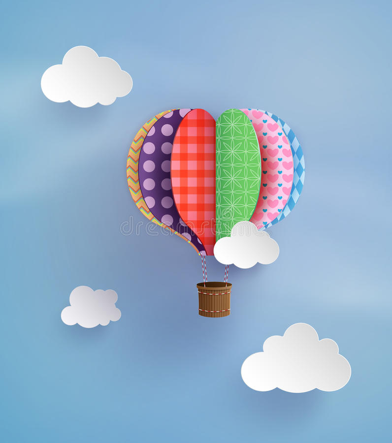 origami air balloon 28 images air balloon origami 28