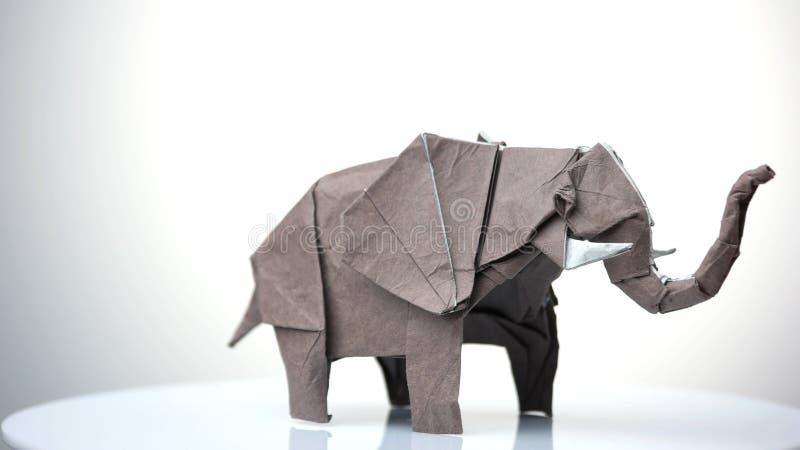 ??origami?? 免版税库存照片