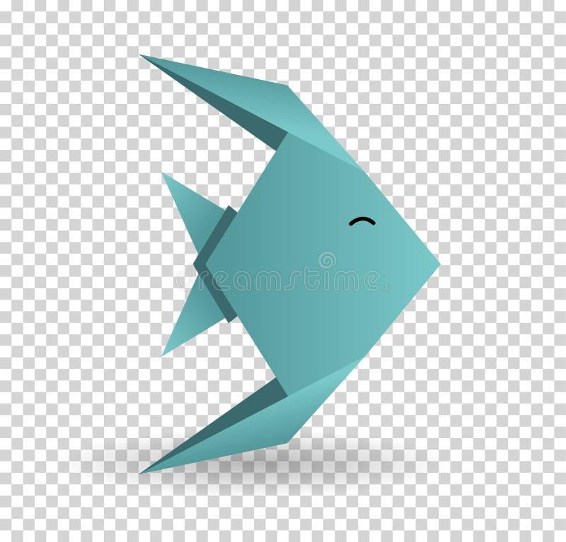 Origami paper art icon vector illustration graphic design. vector illustration