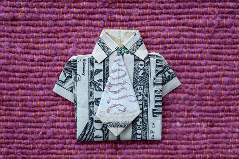 82 Money Origami Shirt Photos - Free & Royalty-Free Stock Photos ... | 533x800