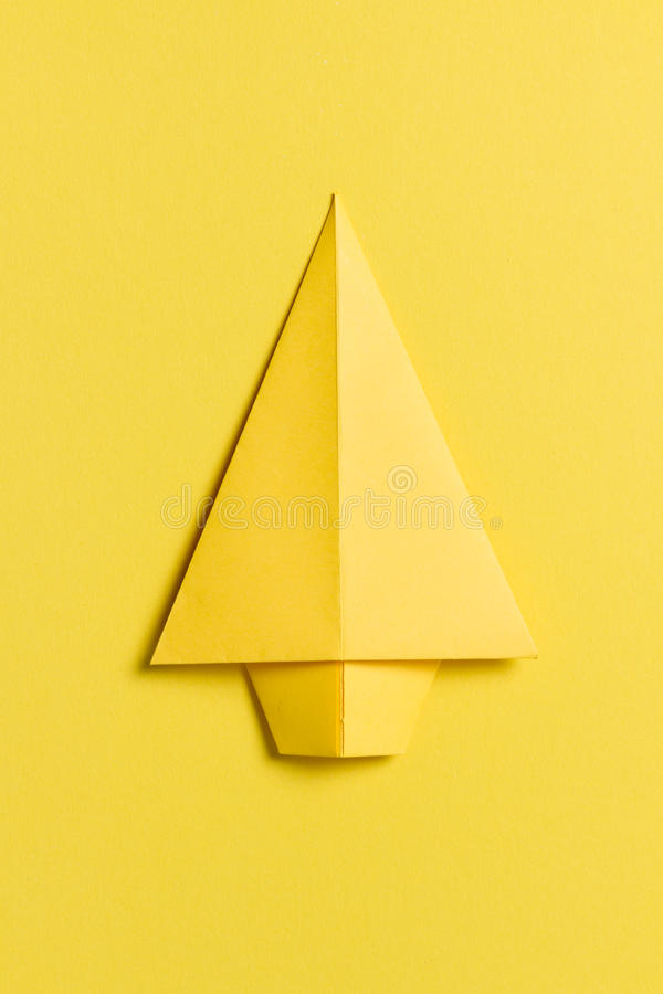Free Origami Tree Stock Photo - 35428730
