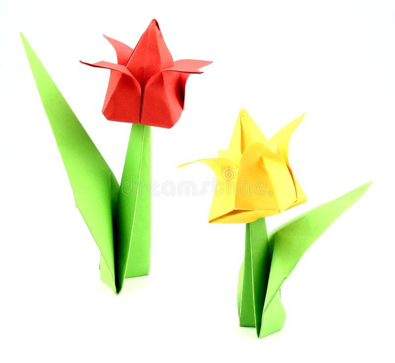 Origami tulip flower stock image image of images picture 36133385 download origami tulip flower stock image image of images picture 36133385 mightylinksfo