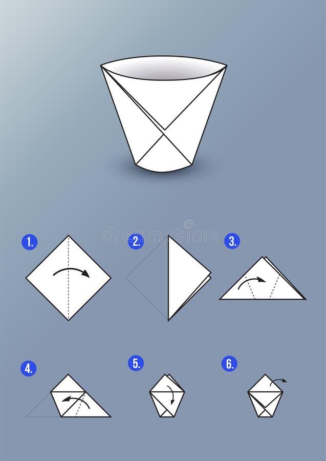 DIY - Origami Paper Vase | Dancing Vase - YouTube | 900x637