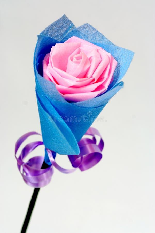Origami van bloemen royalty-vrije stock afbeeldingen