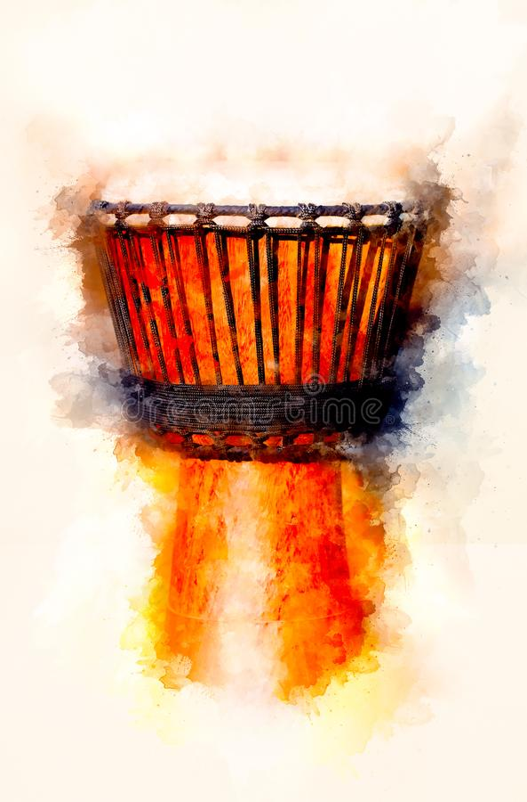 Drum Leather Stock Illustrations – 579 Drum Leather Stock