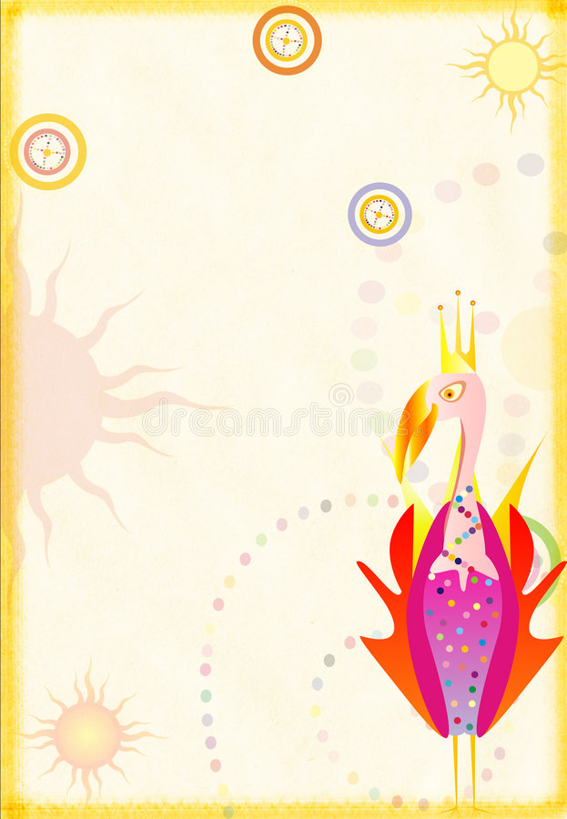 Original celebratory congratulatory card royalty free stock images