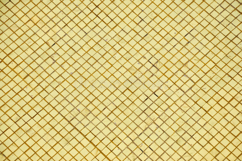 The Original Golden Tile Stock Image