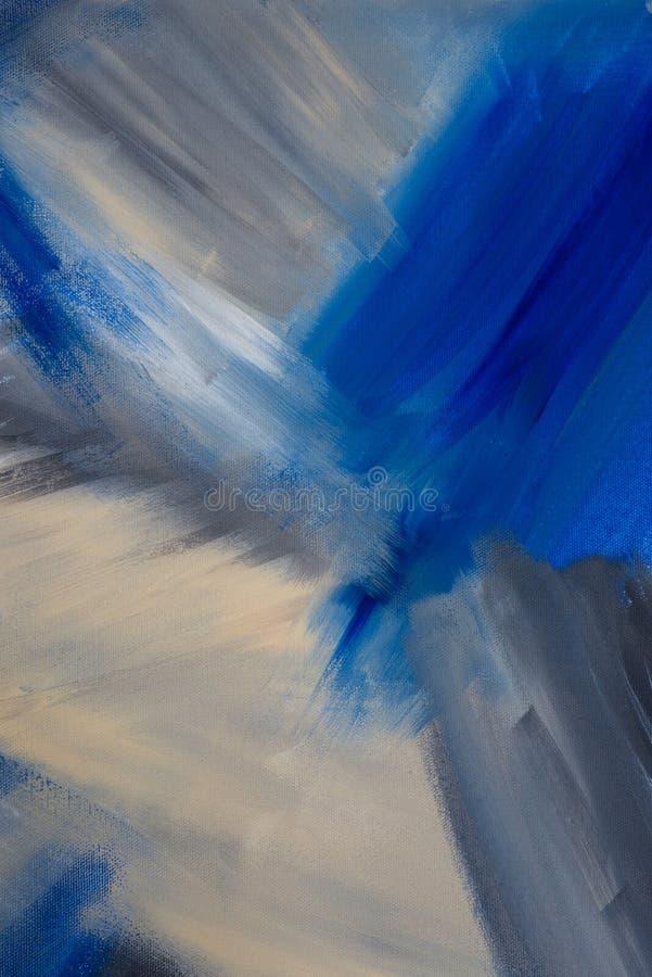 Original Hand drawn acrylic painting on canvas. Contemporary art stock photos