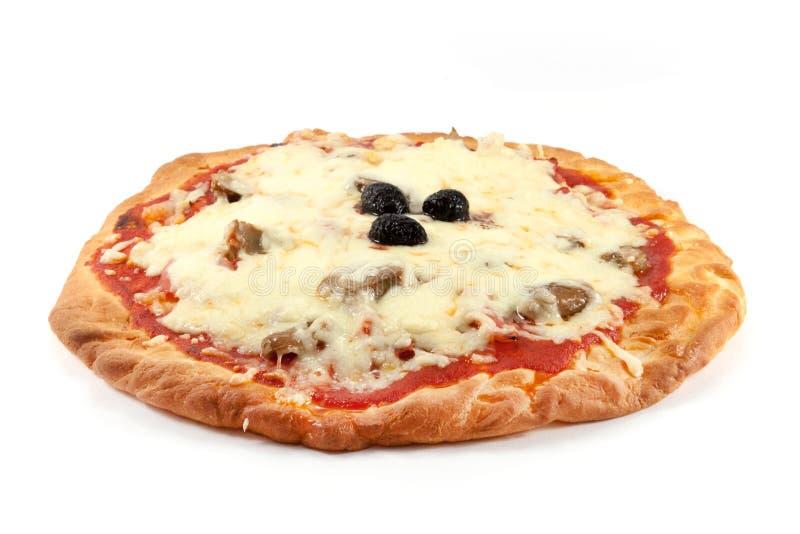 Original- italiensk pizza arkivfoton