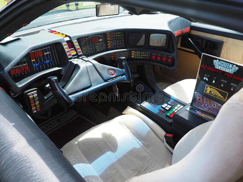 Knight Rider Car For Sale >> Knight Rider Editorial Photography Image Of Autocar 55111152