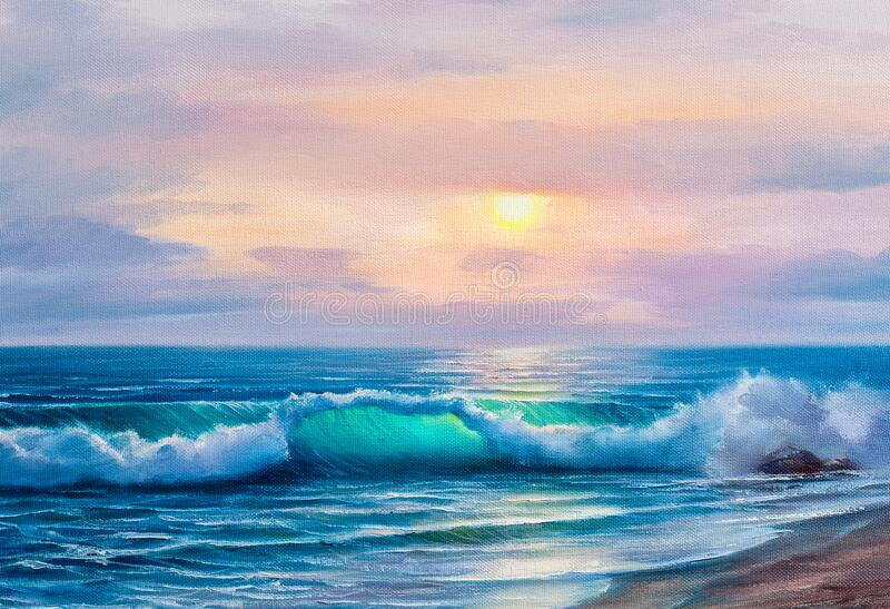 Sand Beach Oil Painting Stock Illustrations 283 Sand Beach Oil Painting Stock Illustrations Vectors Clipart Dreamstime