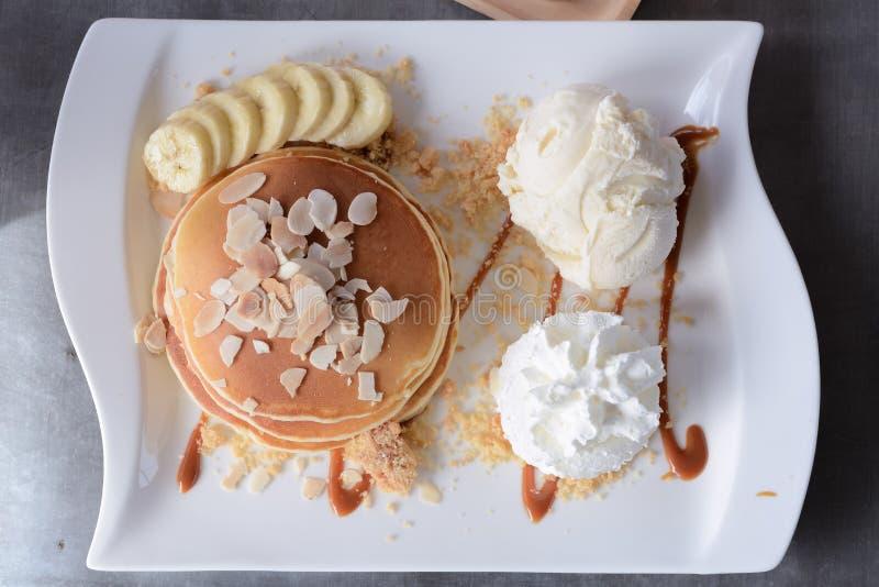 The Original pancake version1 stock image