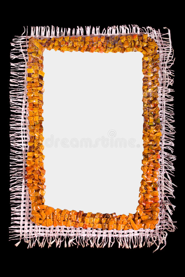 Original photo frame royalty free stock photography