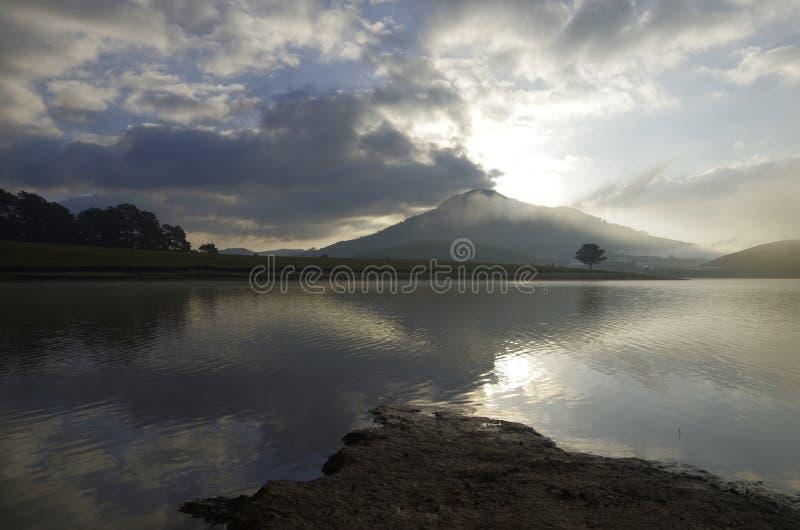 Original photo taken before sunrise appears with pentax k 5 ii kits 18 135.  stock photos