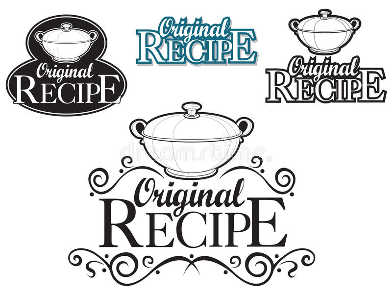 Download Original Recipe Seal Royalty Free Stock Photography - Image: 17173047