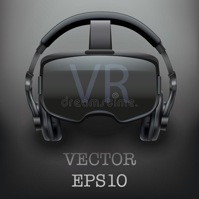 Free Original Stereoscopic 3d VR Headset Stock Images - 73211224