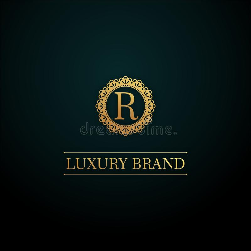 LUXURY 9 ai royalty free stock image