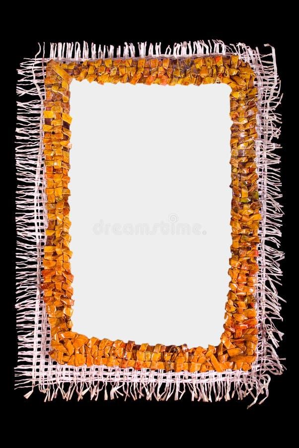 Origineel fotoframe royalty-vrije stock fotografie