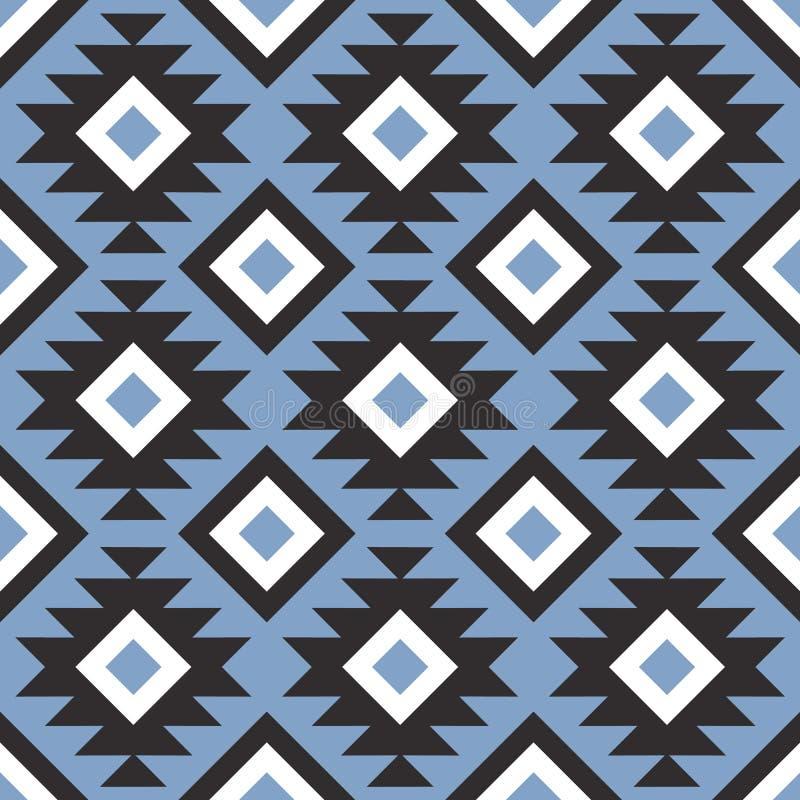 Origineel Skandinavisch modern geometrisch patroon voor binnenland vector illustratie