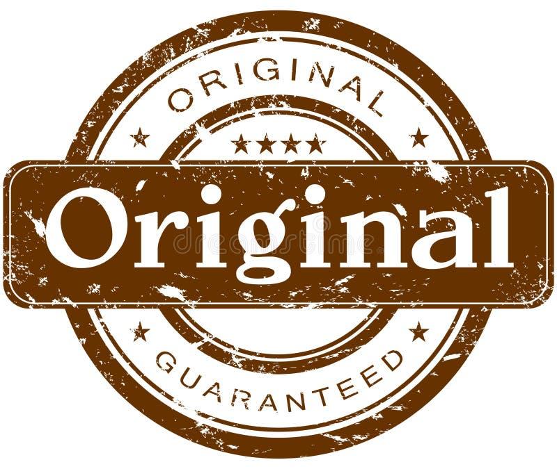 Originele zegel