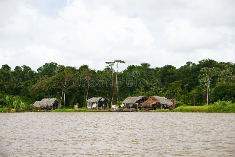 Orinoco delta arkivbilder