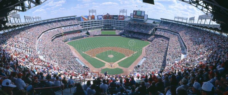Orioles de Baltimore de las Texas Rangers v. fotografía de archivo libre de regalías