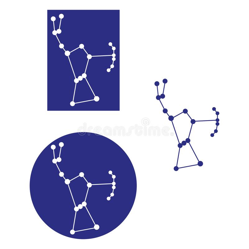 orion vektor abbildung