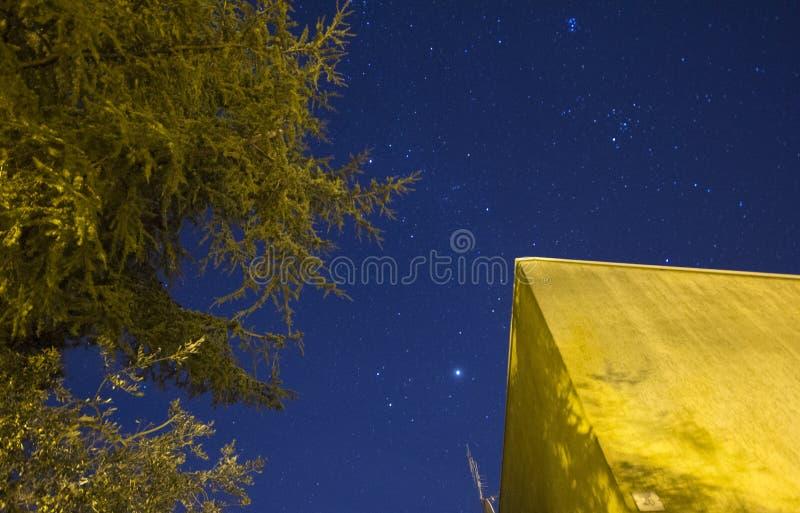 Orion Constellation royalty-vrije stock afbeeldingen