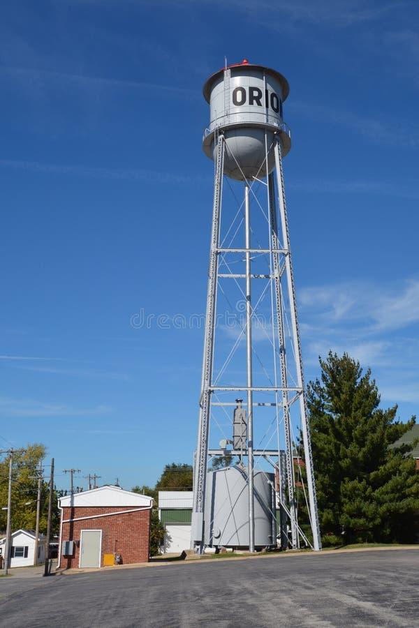 Orion Water Tank stock foto