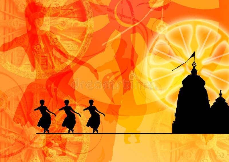 Orissa libre illustration