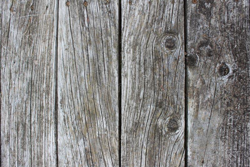 orizzontale di legno Sun-candeggiato dei bordi del cedro fotografie stock libere da diritti